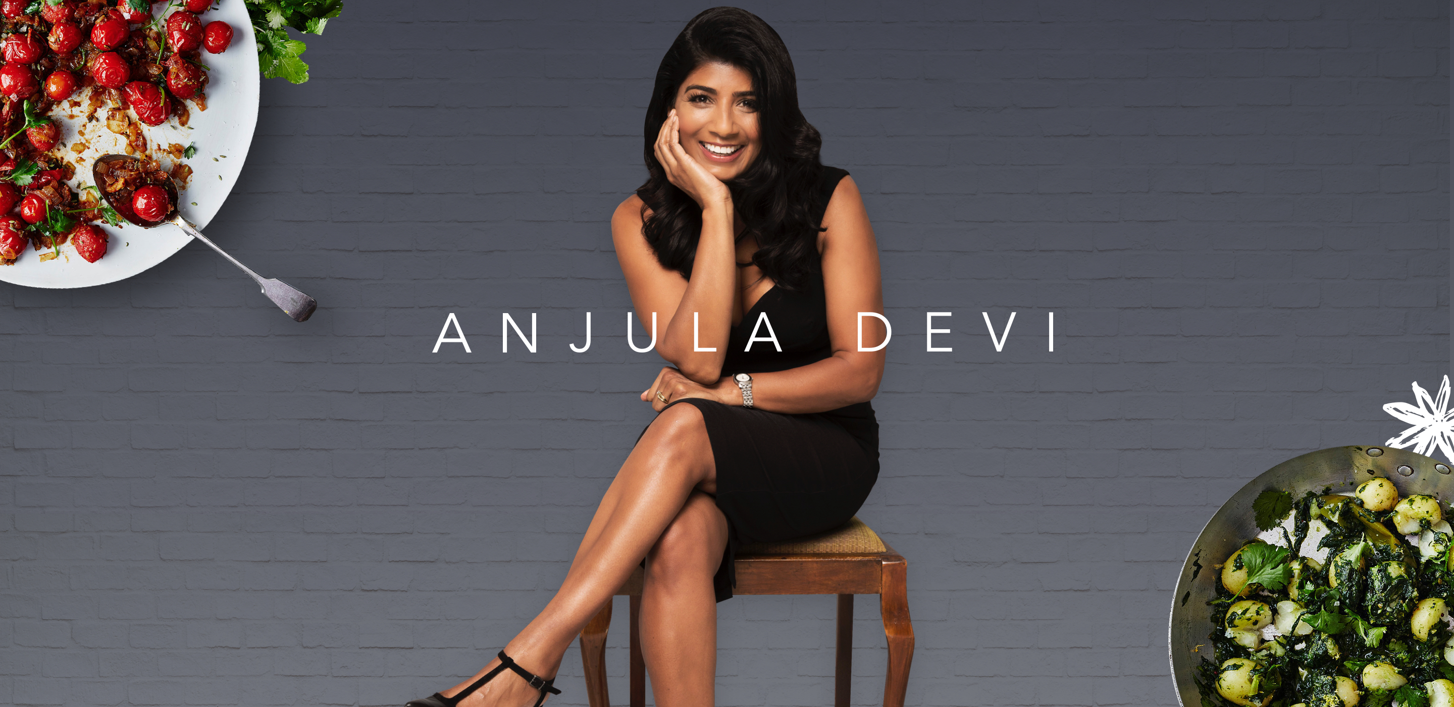 Anjula Devi | Author | Chef | Master of Indian Cuisine