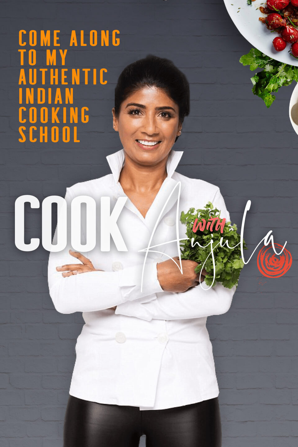 Anjula Devi | Author | Chef | Master of Indian Cuisine | Indian Cookery School Masterclasses