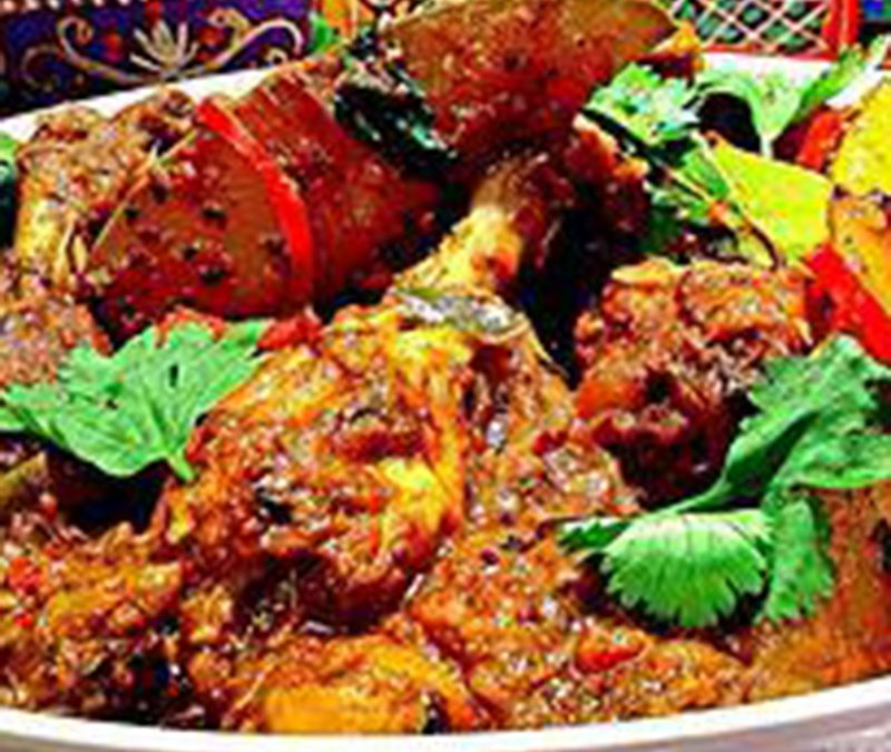 Anjula Devi   Authentic Indian Recipes   Healthy Indian Cuisine   Indian Chicken Curry