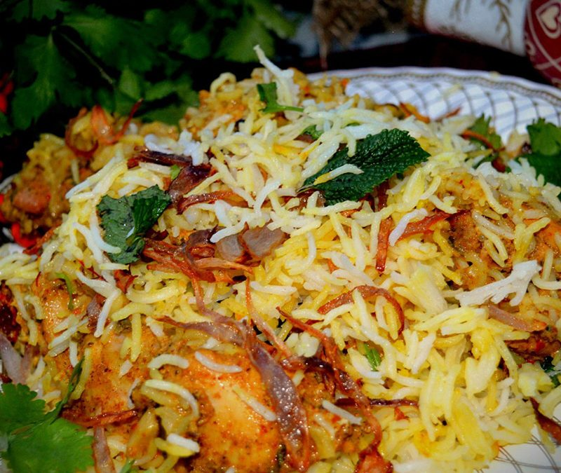 Anjula Devi | Authentic Indian Recipes | Healthy Indian Cuisine | Indian Chicken Biriyani
