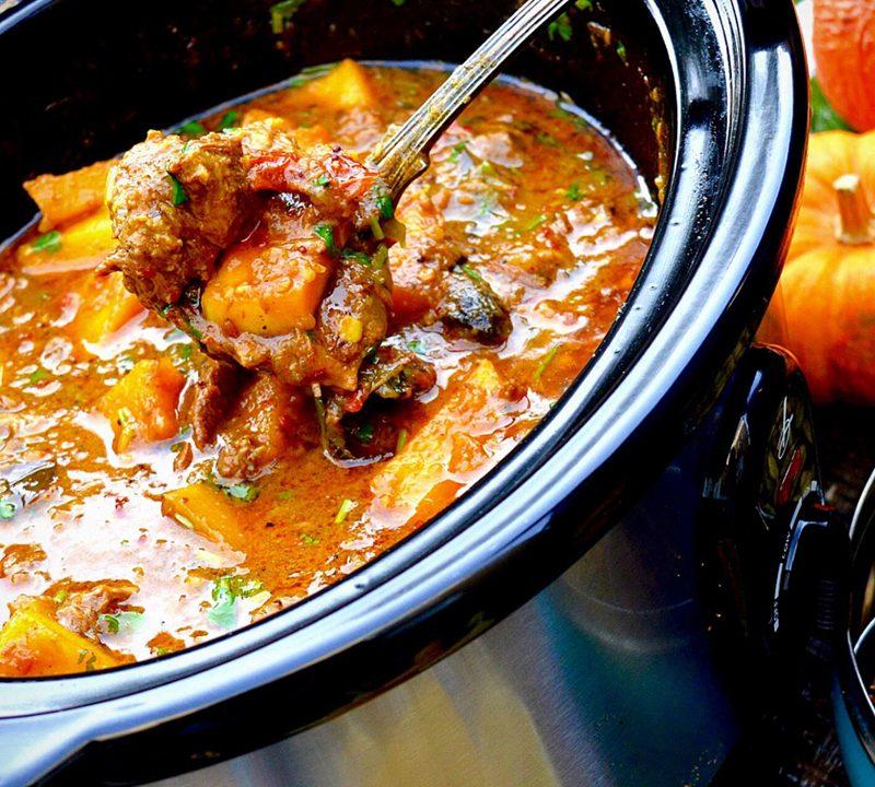 Anjula Devi | Authentic Indian Recipes | Healthy Indian Cuisine | Lamb & Pumpkin