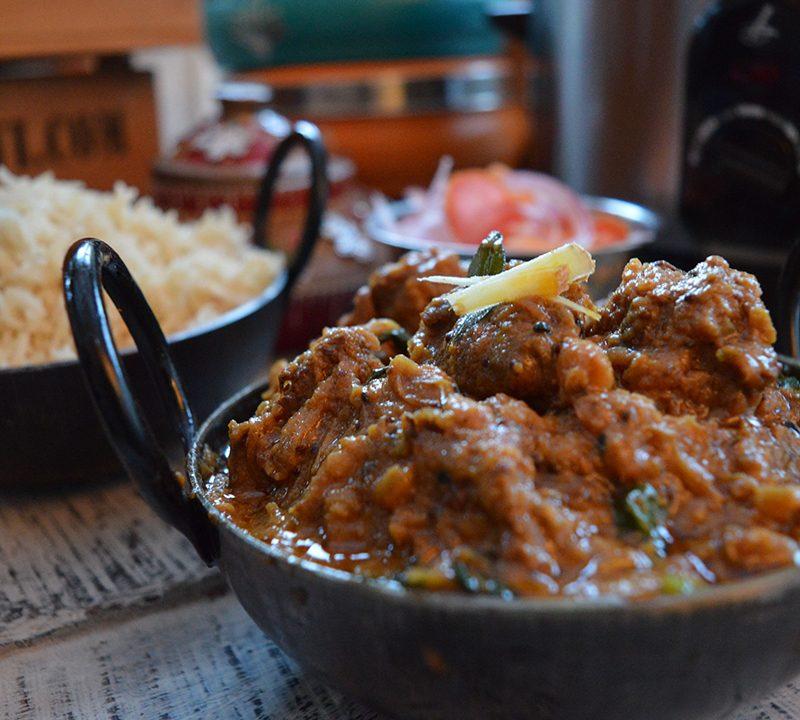 Anjula Devi   Authentic Indian Recipes   Healthy Indian Cuisine   Indian Lamb Dhansak