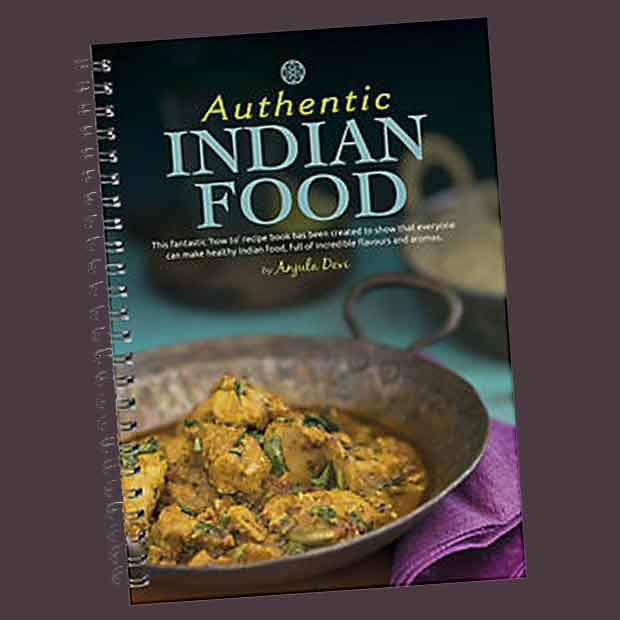 Anjula Devi | Chef | Author | Indian Recipe Books | Master of Indian Cuisine