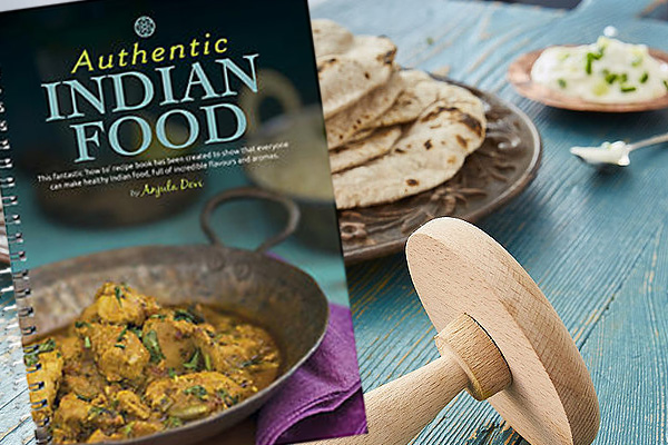 Anjula Devi | Indian Cookery Book | Authentic Indian Recipes | Healthy Indian Cuisine